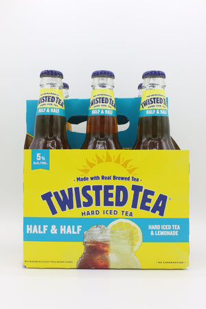 TWISTED TEA HALF & HALF 6PK