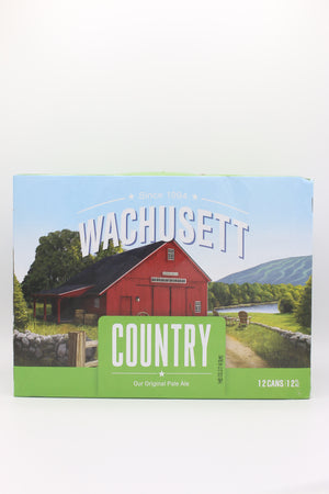 WACHUSETT COUNTRY ALE 12PK CANS