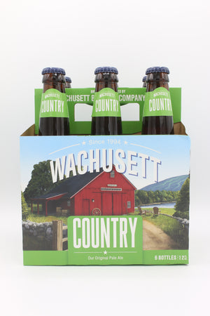 WACHUSETT COUNTRY ALE 6PK BOTTLES