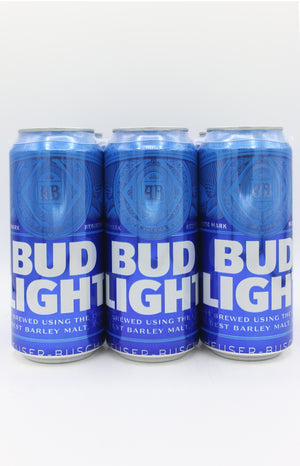 Bud Light 16oz 6pk Cans