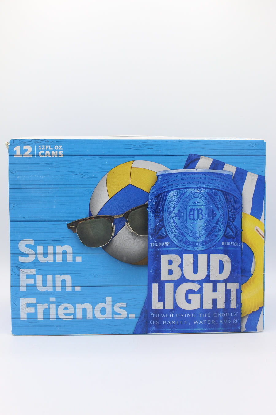 Bud Light 12pk 12oz Cans