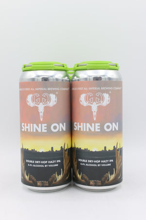 GREATER GOOD SHINE ON 4PK