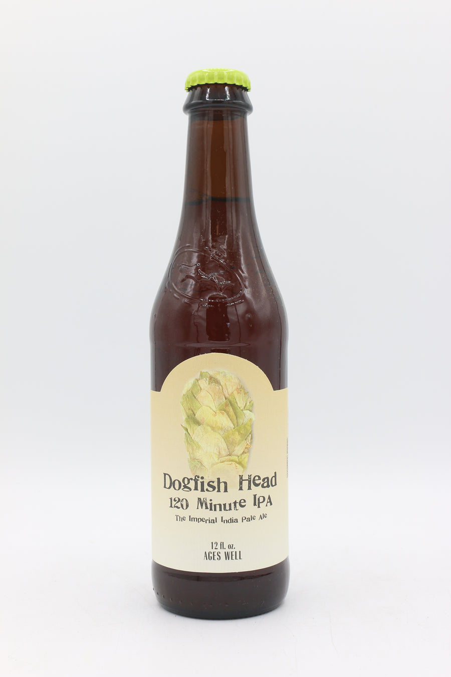 Dogfish Head 120Min IPA 12oz.