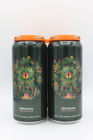BANDED VERIDIAN IPA 4PK