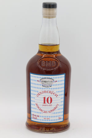 BERKSHIRE 10 YEAR OKTOBERFEST WHISKEY