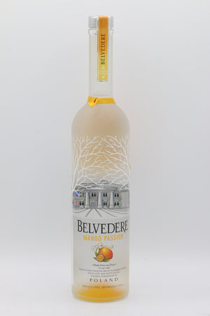 BELVEDERE MANGO PASSION VODKA 750 ML