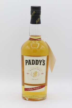 Paddy'S Irish Whiskey 750mL