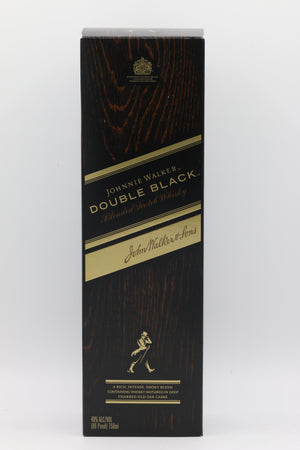 Johnnie Walker Double Black 750mL