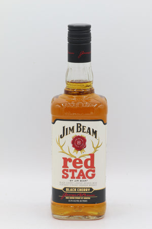 JIM BEAM RED STAG BLACK CHERRY 750ML