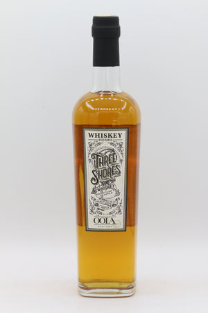 OOLA THREE SHORES WHISKEY 750ML