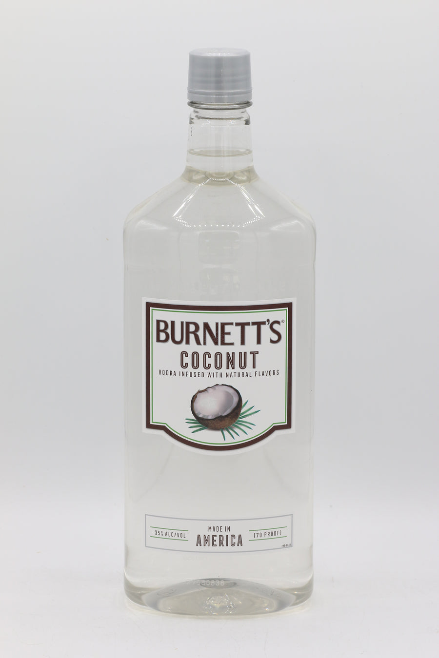 BURNETTS COCONUT VODKA 1.75L
