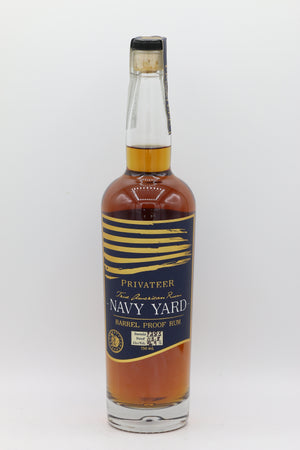 Privateer Navy Yard Rum 750mL