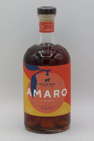 BULLY BOY AMARO 750ML