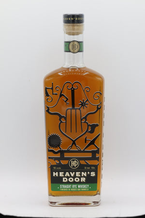 HEAVENS DOOR STRAIGHT RYE