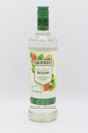 SMIRNOFF ZERO WATERMELON & MINT 750ML