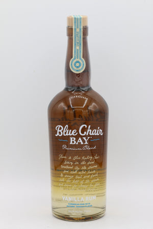 BLUE CHAIR BAY VANILLA RUM 750ML