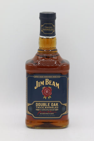 Jim Beam Double Oak Twiced Barreled 750 mL