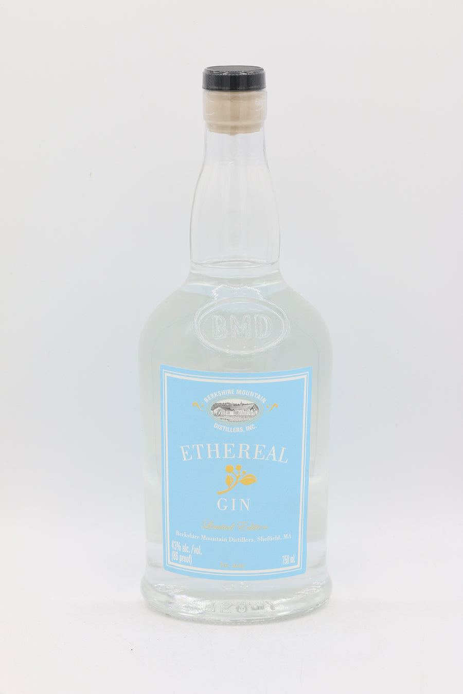 BERKSHIRE BARRELLED ETHEREAL GIN 750ML