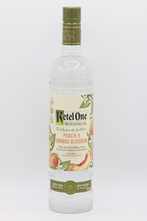 Ketel One Peach & Orange Blossom 750mL
