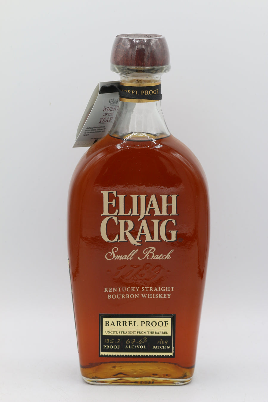 Elijah Craig Barrel Proof 750mL