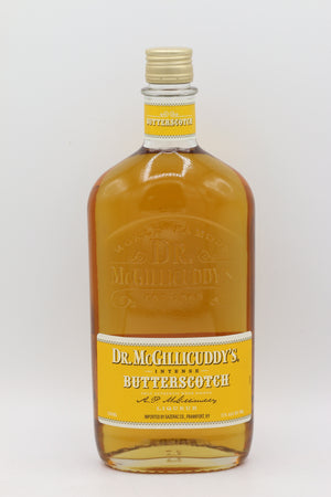 DR. MCGILLICUDDY BUTTERSCOTCH 750ML