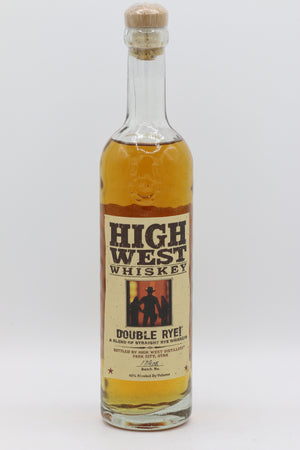 High West Double Rye 375 mL