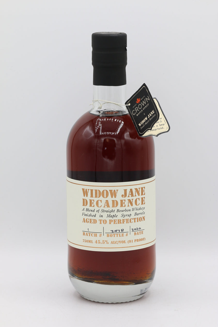 WIDOW JANE DECADENCE  750ML