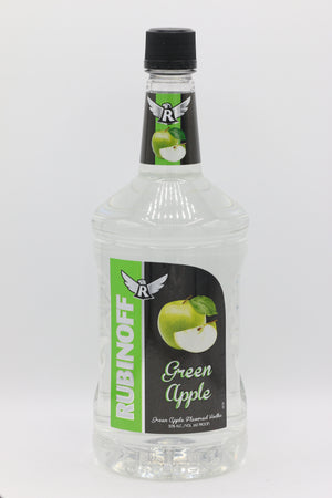 Rubinoff Green Apple 1.75L