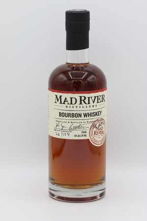 MAD RIVER BOURBON 750ML