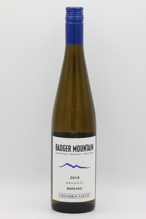 Badger Mountain Riesling 750mL