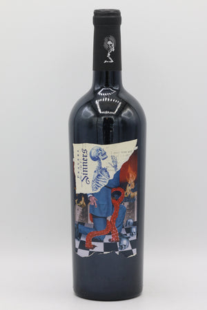 PRAYERS OF SINNERS RED BLEND 750ML