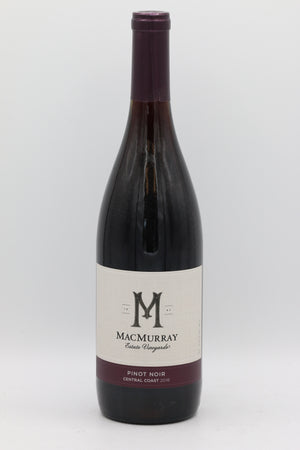MACMURRAY CENTRAL PINOT NOIR 750ML