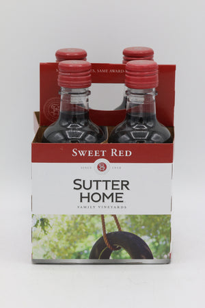 Sutter Home Sweet Red 187mL 4pk
