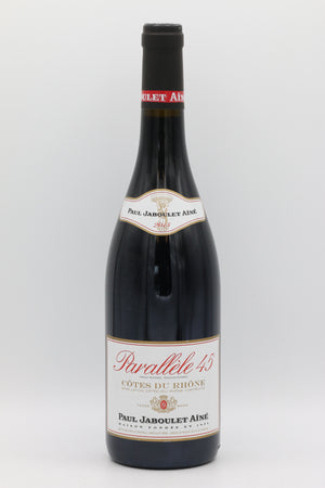 PARALLELE 45 ROUGE 750ML