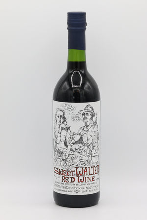 BULLY HILL SWEET WALTER RED WINE 750ML