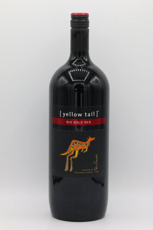 YELLOW TAIL BIG BOLD RED 1.5L