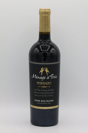 Menage A Trois Midnight Red Blend 750mL