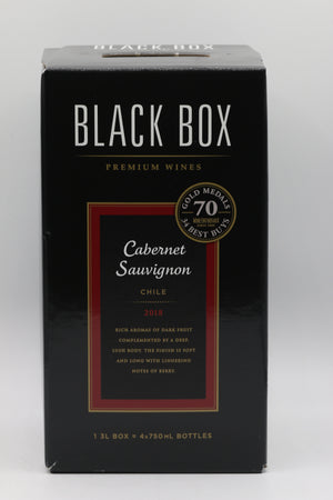 BLACK BOX CABERNET SAUV 3L