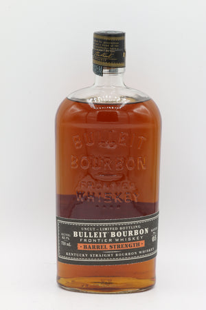 BULLEIT BOURBON BARREL STRENGTH 750ML