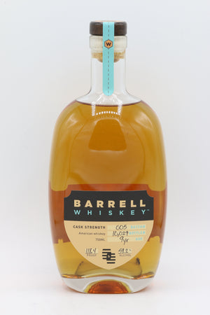 BARRELL WHISKEY 750ML