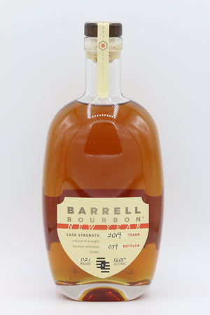 BARRELL BOURBON NEW YEAR 750ML