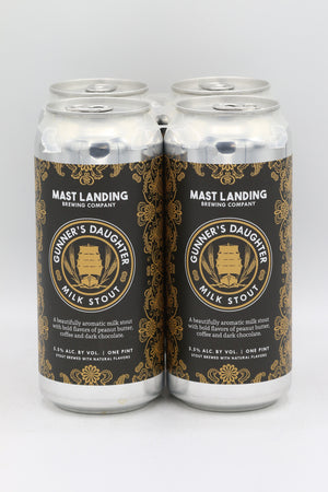 MAST LANDING GUNNERS DAUGHTER 4PK