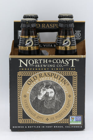 NORTH COAST OLD RASPUTIN 4PK