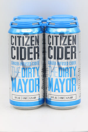 Citizen Cider Dirty Mayor 4pk