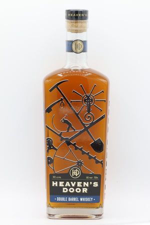 Heavens Door Double Barrel Bourbon