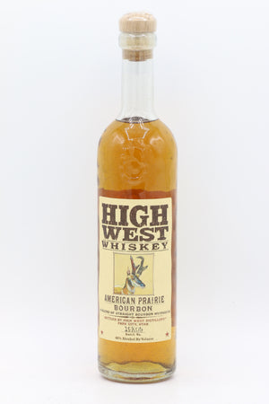 High West American Prairie Bourbon 375 mL