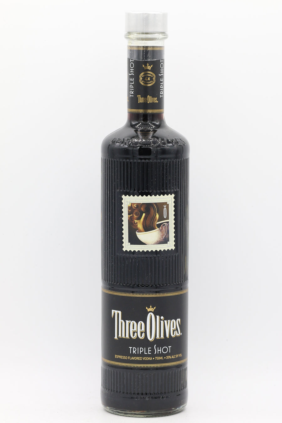 THREE OLIVES ESPRESSO 750ML