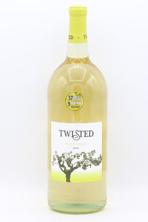 Twisted Pinot Grigio 1.5L