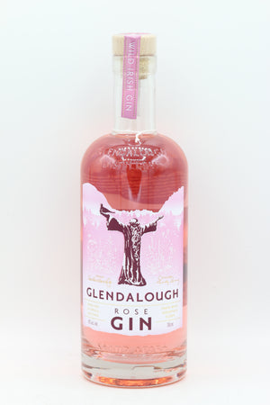 GLENDALOUGH ROSE GIN 750ML
