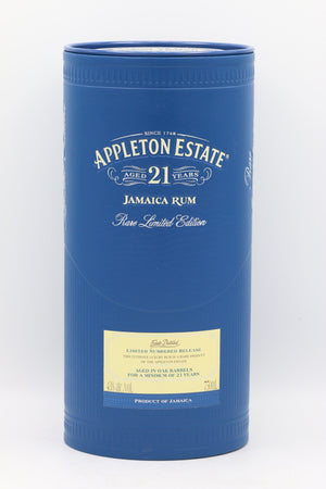Appleton Estate Rum 21Yr 750mL